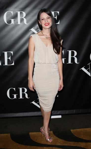 Kate Arrington  at GRACE Opening Night After Party