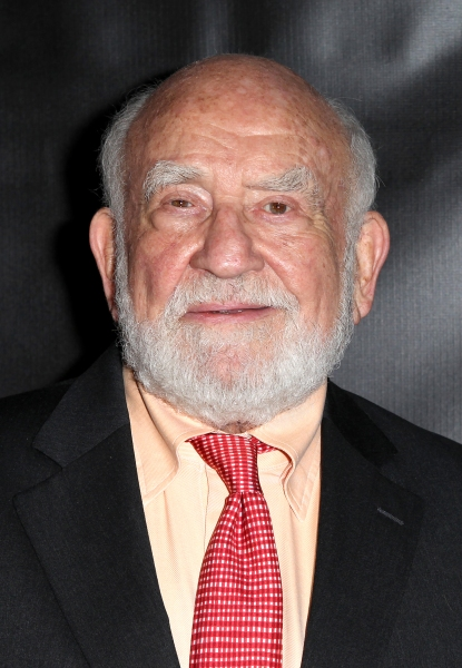 Ed Asner  at GRACE Opening Night After Party