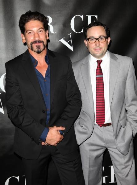 Jon Bernthal and PJ Byrne Photo