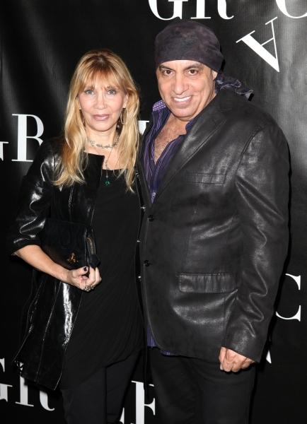 Maureen Van Zandt and Steve Van zandt  Photo