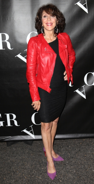 Andrea Martin  at  GRACE Opening Night Red Carpet Arrivals
