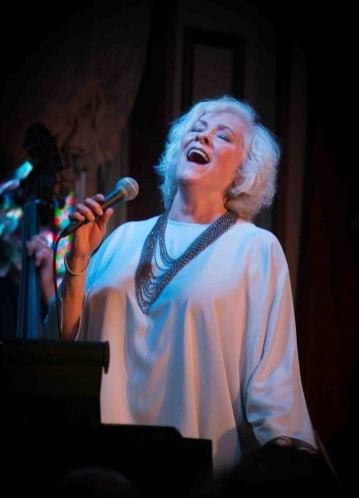 Betty Buckley at THIS WEEK IN PICTURES: October 1 - 5