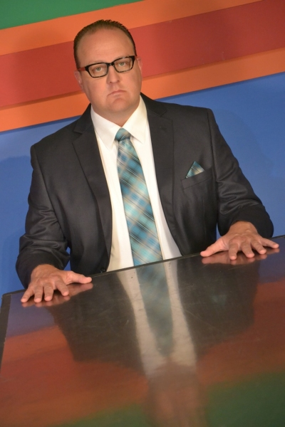 Kevin Covert as J.B. Biggley  Photo