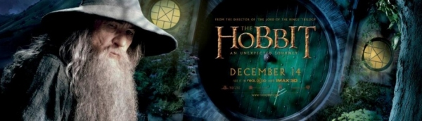 First Look - New Poster Art For THE HOBBIT