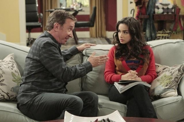 TIM ALLEN, MOLLY EPHRAIM    at First Look at 11/2 Episode of LAST MAN STANDING