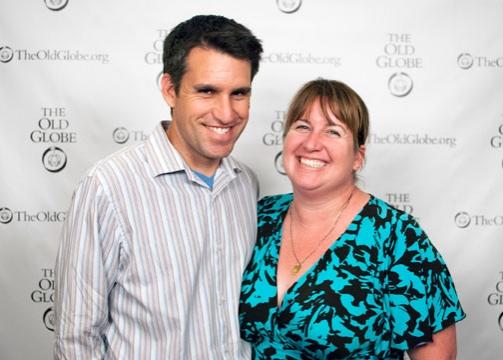 Chris Rynne and wife Allison Rynne