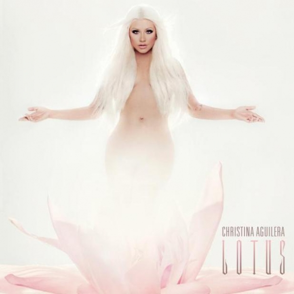 Photo Flash: Christina Aguilera Reveals New Album Cover