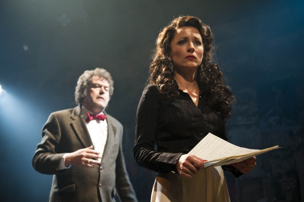 Photo Flash: First Look at Alex Parker Productions' Revised MARGUERITE