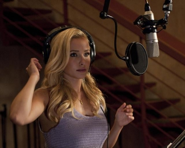 HAYDEN PANETTIERE at First Look at 10/24's Episode of NASHVILLE