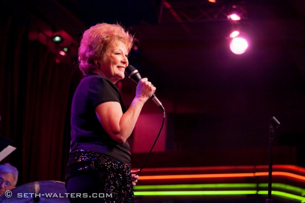 Photo Flash: Broadway at Birdland Hosts Anita Gillette's AFTER ALL, Jim Caruso's Cast Party