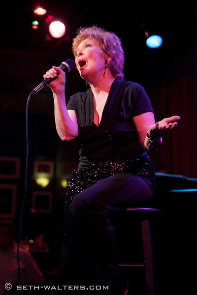 Anita Gillette at Broadway at Birdland Hosts Anita Gillette's AFTER ALL, Jim Caruso's Cast Party