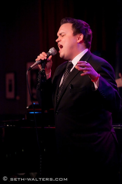 William Blake at Broadway at Birdland Hosts Anita Gillette's AFTER ALL, Jim Caruso's Cast Party