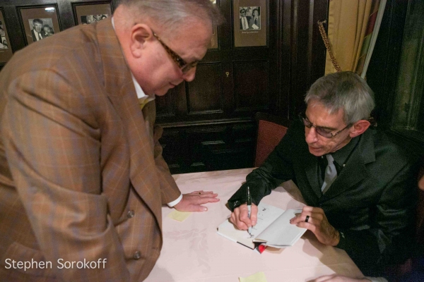 Photo Coverage: Friars Club Hosts 'Book Warming' for Richard Belzer and David Wayne's DEAD WRONG