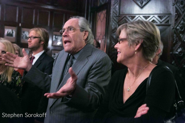Robert Klein at Friars Club Hosts 'Book Warming' for Richard Belzer and David Wayne's DEAD WRONG