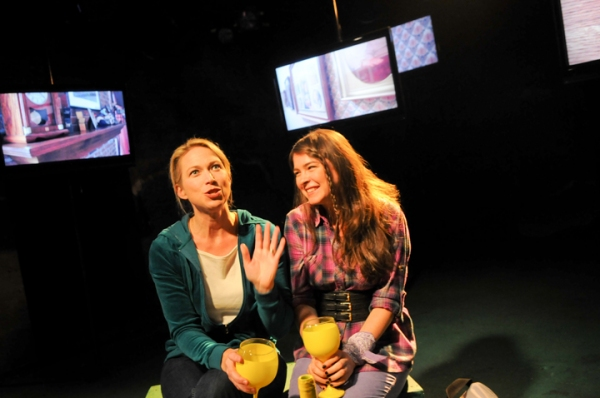 Photo Flash: First Look at Strawdog Theatre's NEIGHBORHOOD 3: REQUISITION OF DOOM
