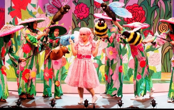 Photo Flash: First Look at MainStreet Theatre's PINKALICIOUS, Opening Today, 10/6