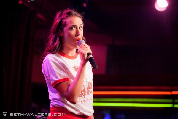 Photo Flash: Colleen Ballinger Brings MIRANDA SINGS to Birdland