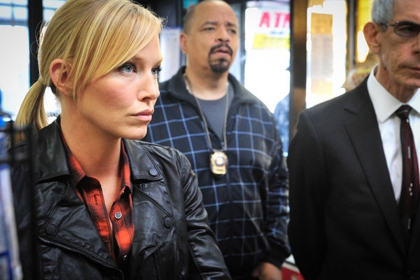 Kelli Giddish, Ice-T, Richard Belzer 