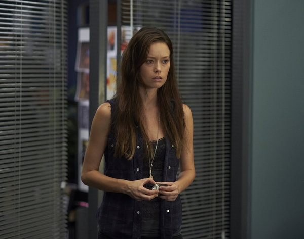 Summer Glau at First Look at Upcoming ALPHAS Episode, Airs 10/22