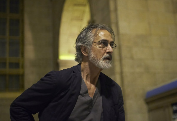 David Strathairn at First Look at Upcoming ALPHAS Episode, Airs 10/22