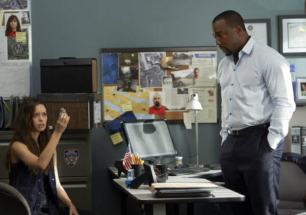 Summer Glau, Malik Yoba