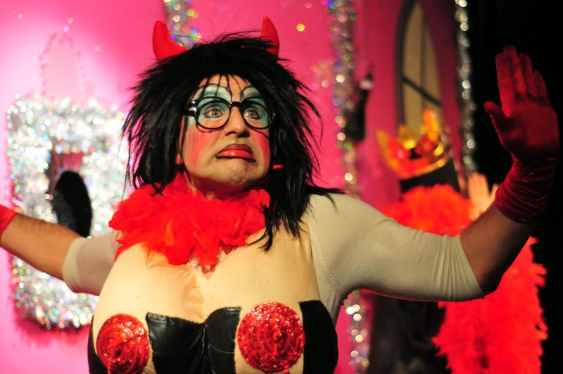 Photo Flash: SG Productions Opens SNOW WHITE AND THE SEVEN POOFS - THE CLIMAX!!!! Tonight