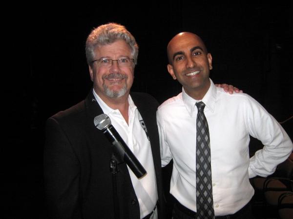Michael Flannery and Rajiv Satyal