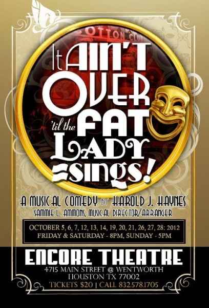 BWW Reviews: IT AIN'T OVER 'TIL THE FAT LADY SINGS - Crowd Pleasing Musical Revue