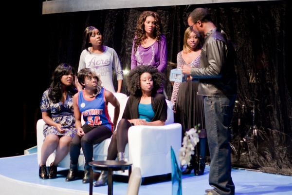 Photo Flash: First Look at Dee Lane, Candace Edwards and More in Black Ensemble Theater's ONE NIGHT ONLY
