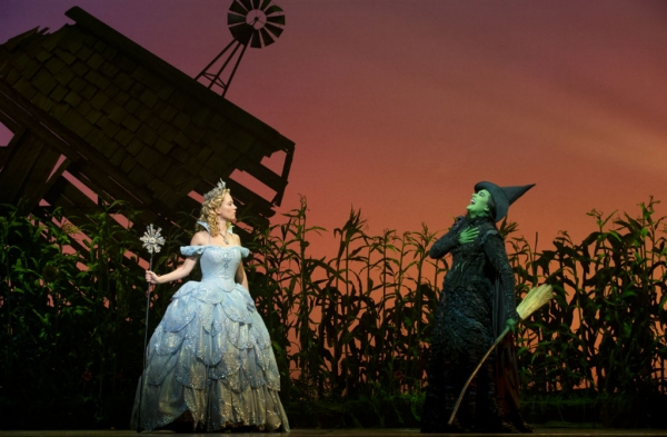 North American Wicked Tour  Cast
