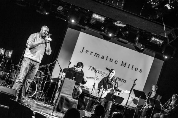 Jermaine Miles