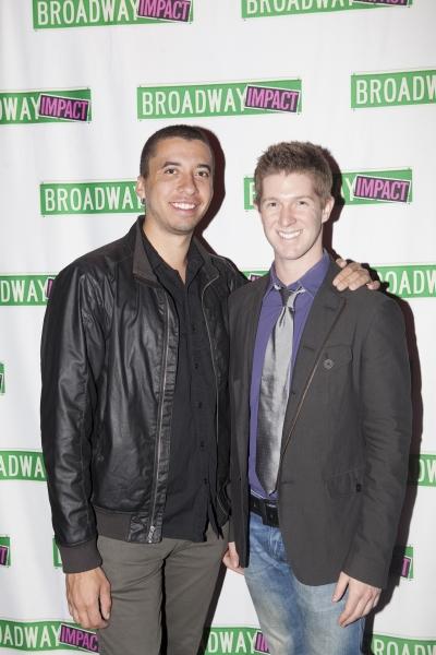 Bryan Campione and Eric Michael Krop
