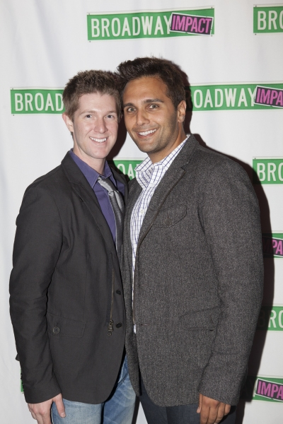 Eric Michael Krop and Rich Martino
