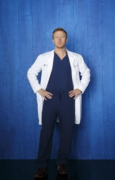 Kevin McKidd