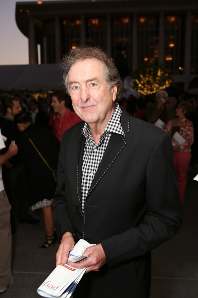 Eric Idle poses during the arrivals for the opening night performance of 'November' at the Center Theatre Group/Mark Taper Forum on Sunday, Oct. 7, 2012, in Los Angeles, Calif. (Photo by Ryan Miller/Capture Imaging)   at NOVEMBER Opens in LA - Starry Arrivals, Curtain Call and More!