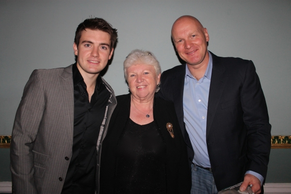 George Donaldson and Emmet Cahill