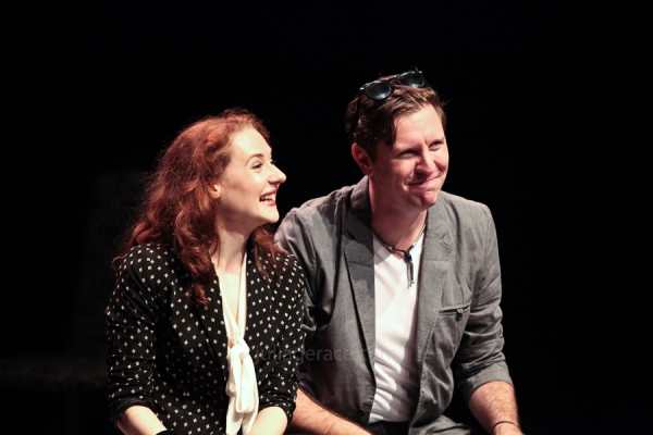 Photo Flash: First Look at Pantochino's THE LITTLE DOG LAUGHED in New Haven