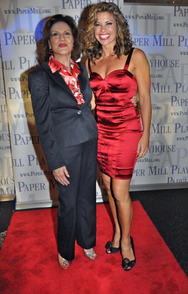 Kelly Bishop and Rachelle Rak
