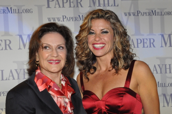 Kelly Bishop and Rachelle Rak