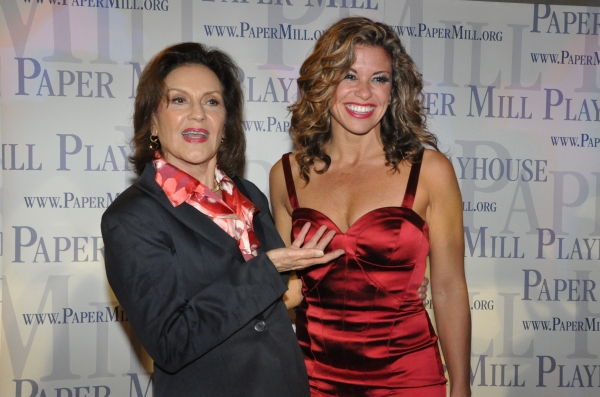 Kelly Bishop and Rachelle Rak at 'Singular Sensations' Reunite as A CHORUS LINE Opens at Paper Mill Playhouse