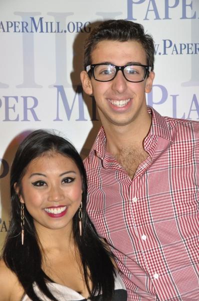 Alexzandra Sarmiento and Matthew Liotine