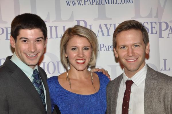 Karley Willocks, Jake Weinstein and Eric Mann Photo