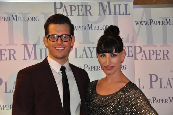 Photo Coverage: 'Singular Sensations' Reunite as A CHORUS LINE Opens at Paper Mill Playhouse