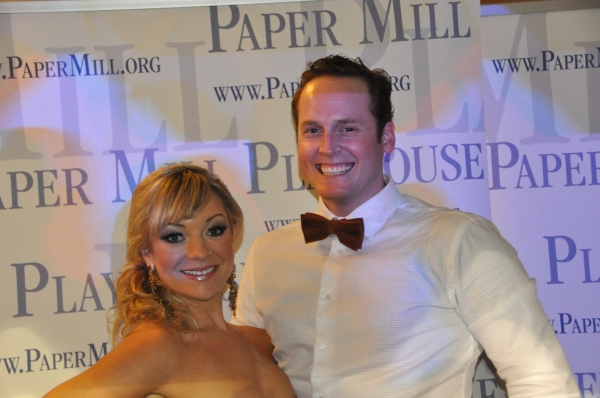 Ashley Arcement and Kyle Vaughn at 'Singular Sensations' Reunite as A CHORUS LINE Opens at Paper Mill Playhouse