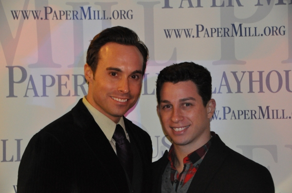 Chris Klink and Nathan Reyna at 'Singular Sensations' Reunite as A CHORUS LINE Opens at Paper Mill Playhouse