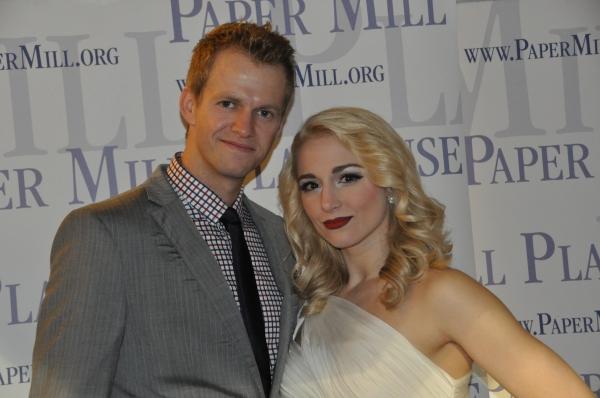 Jeffrey Pew and Jessica Lee Goldyn