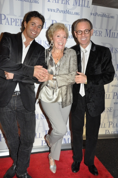 Martin Harvey, Mitzi Hamilton and Patrick Parker
