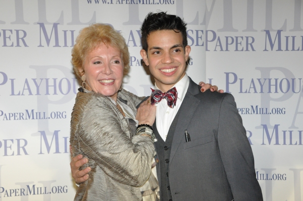 Mitzi Hamilton and Yamil DeJesus Photo