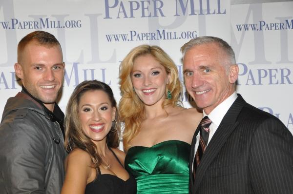 Michael McArthur, Jessica Vaccaro, Jennifer Cordiner and Mark S. Hoebee