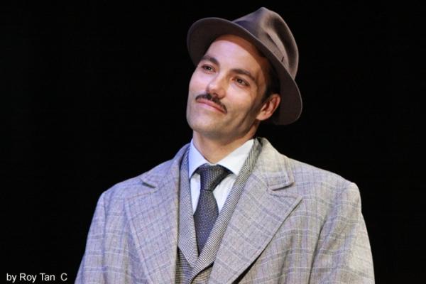 Matt Rawle as Clifford Bradshaw  Photo
